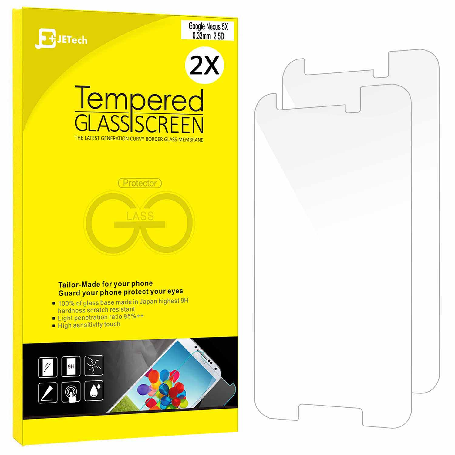 Huawei Nexus 5X Screen Protector